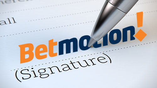 BetMotion.com signs with AutoGameSYS Gaming Platform
