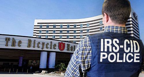 California's Bicycle Casino shut by feds in money laundering probe