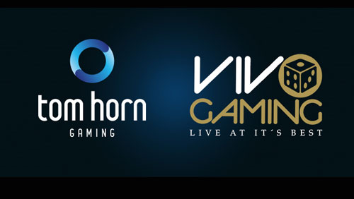 Tom Horn Gaming extends operations with Vivo Gaming