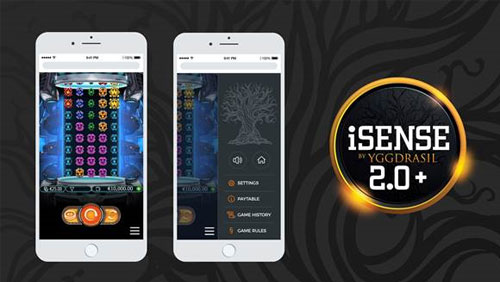 Yggdrasil to launch revamped platform iSENSE 2.0+
