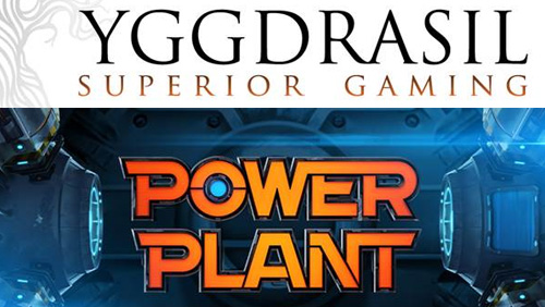 Yggdrasil releases new supercharged slot Power Plant