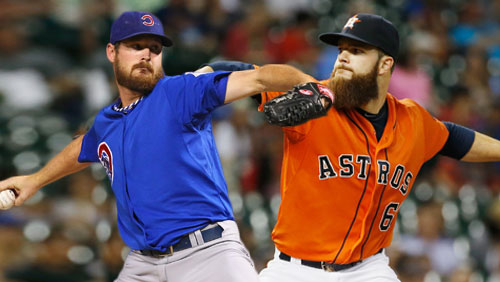 2017 World Series odds update: Cubs lead, Astros second