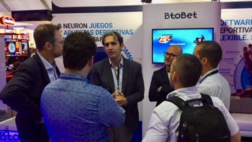 BtoBet discusses its success at FADJA, Colombia