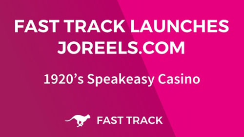 FAST TRACK launches 1920's Speakeasy Casino – Joreels.com