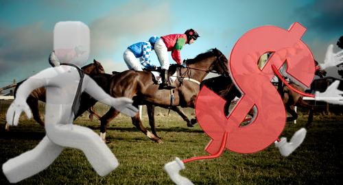 Gamblers better than stock traders at handling losses