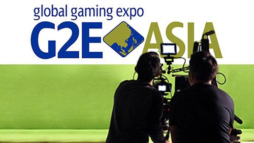 Global Gaming Expo Asia (G2E Asia) 2017 @ Venetian Macao