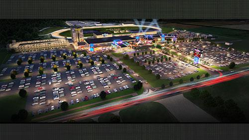 Hard Rock International and Rideau Carleton Raceway announce Hard Rock Casino Ottawa