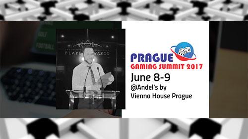 Innovation in gambling with John Gordon(Premier Punt) at Prague Gaming Summit