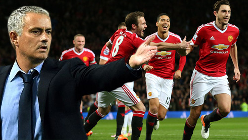 Mourinho's Manchester: Are you entertained?