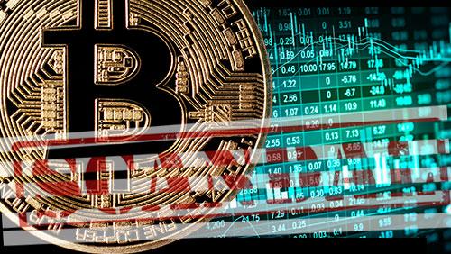 Political scandals send bitcoin price to fresh record near $1,900