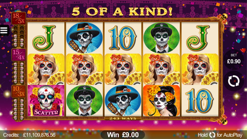A beautiful game addition from Microgaming