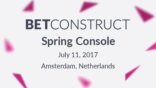 BetConstruct premieres Spring Console