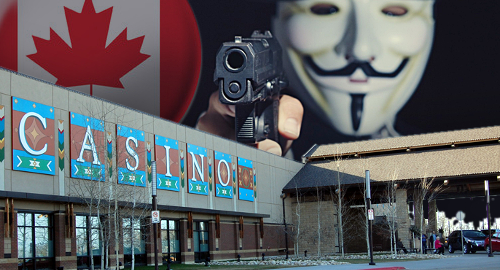 """Hackers who targeted Canadian casinos """"financially motivated"""""""