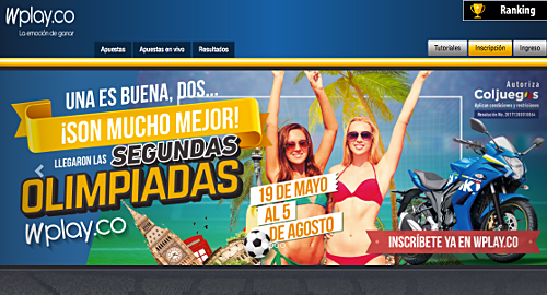 Colombia issues first online gambling license to Wplay.co
