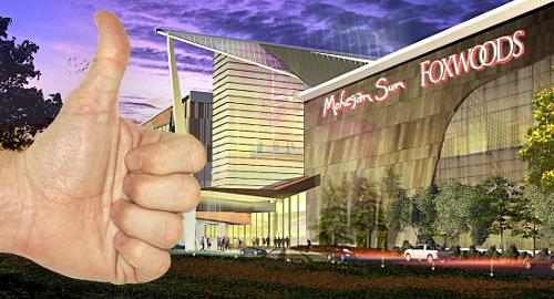 Connecticut legislators approve tribes' joint venture casino plan