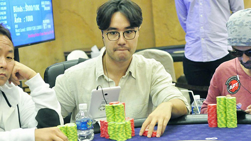 Day 3 recap and the final 8 players of the APT Main Event