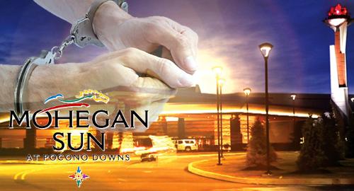 Mohegan Sun Pocono exec gets 32 months for slots scam