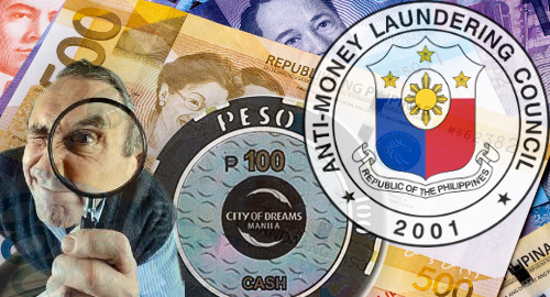 Philippine AML threshold for gaming operators too high?