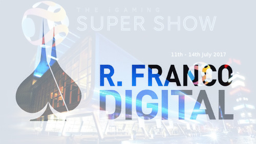 R. Franco Digital to showcase global solutions at iGaming Super Show