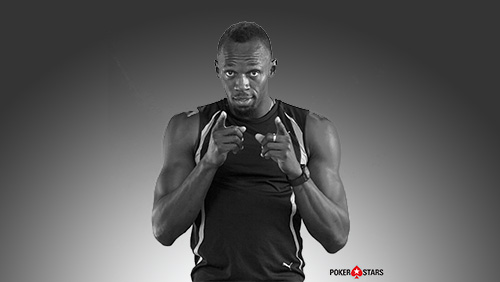 Usain Bolt, world's fastest man, to bring speed and smarts to poker in partnership with Pokerstars
