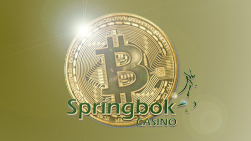 Bitcoin deposit and withdrawals now a convenient option at South African online casino