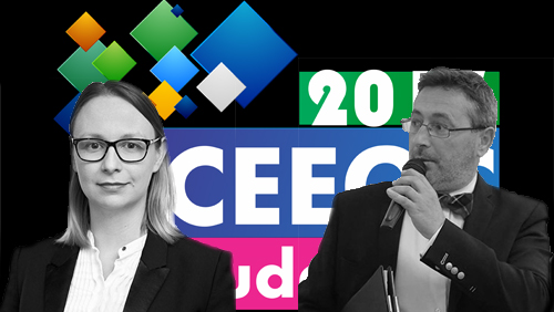 CEEGC 2017 announces the moderators of the Eastern and Central European panel (Rita McClelland and Mihnea Popescu-Grisogono)