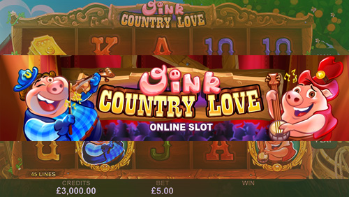 Duelling wild country stars feature in Microgaming's latest release