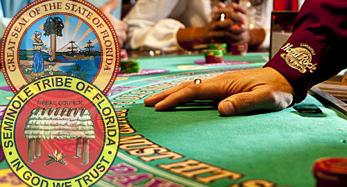 Florida, Seminole Tribe reach deal on state's gambling future