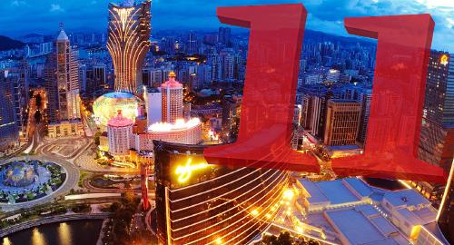 Macau casinos extend winning streak but growth fails to meet analyst targets