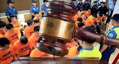 Charges dropped against 30 alleged Manila casino kidnappers
