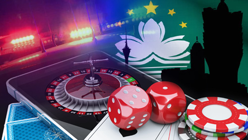 Authorities take down yet another illegal proxy betting ring in Macau