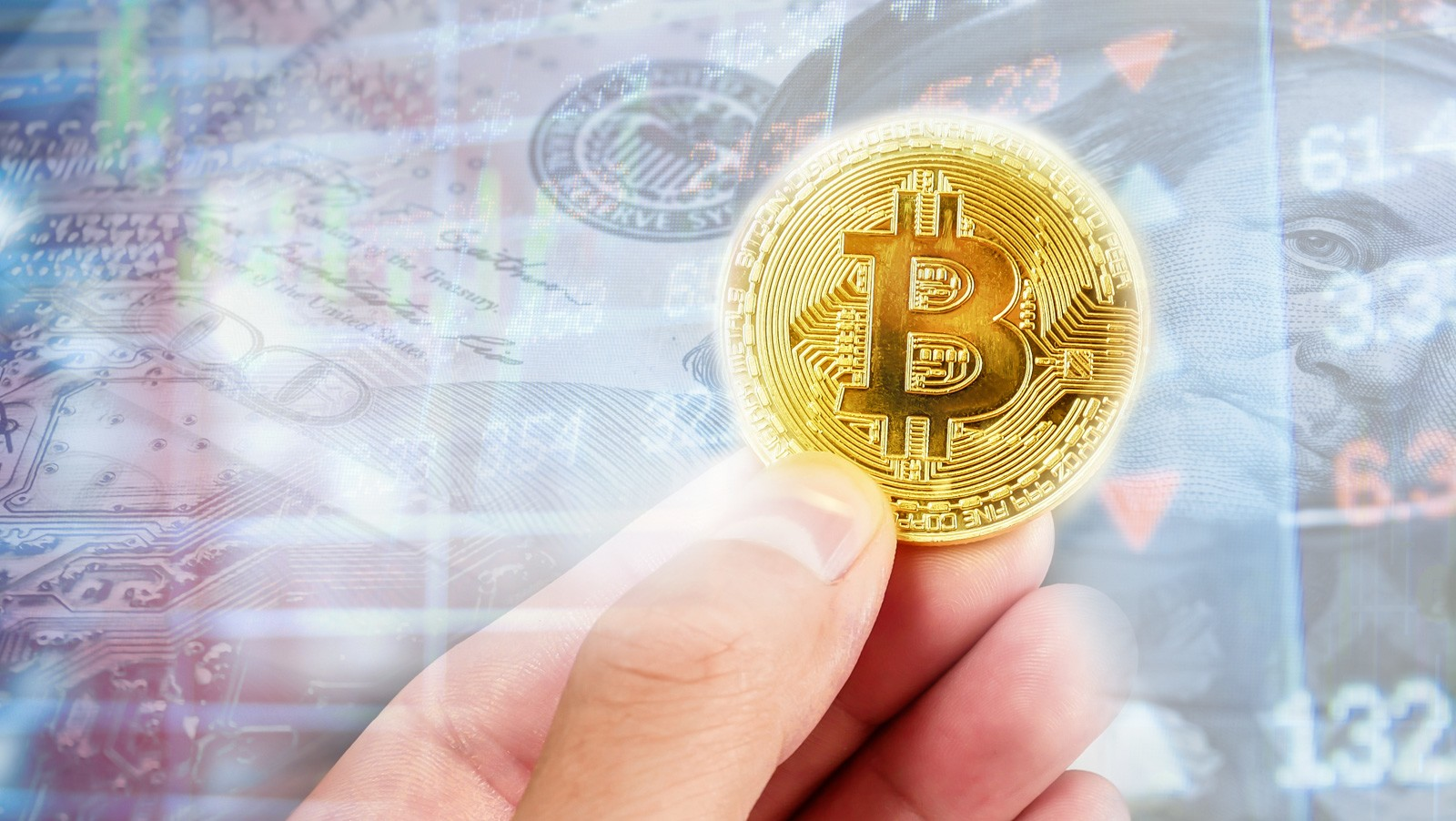 Bitcoin may be sniffing out dollar trouble