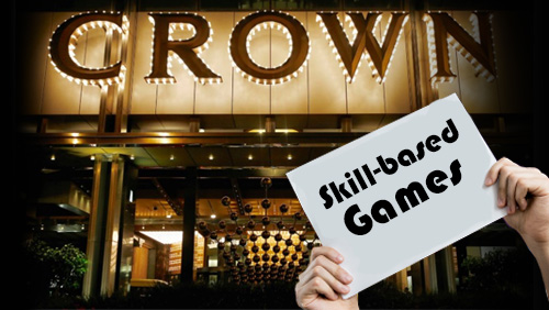 Crown Resorts punts on skill-based games to ramp up digital venture