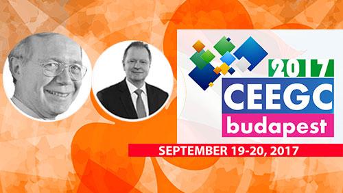 German market update with Dr. Joerg Hofmann and Austrian market update with Helmut Kafka announced for CEEGC2017