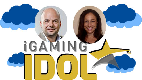 Michael Caselli and Becky Liggero to host iGaming idol