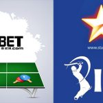 12BET in ping pong deal; Star India beat out Sony & Facebook in IPL deal