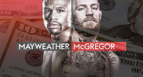 Mayweather v. McGregor drives Nevada sportsbook record