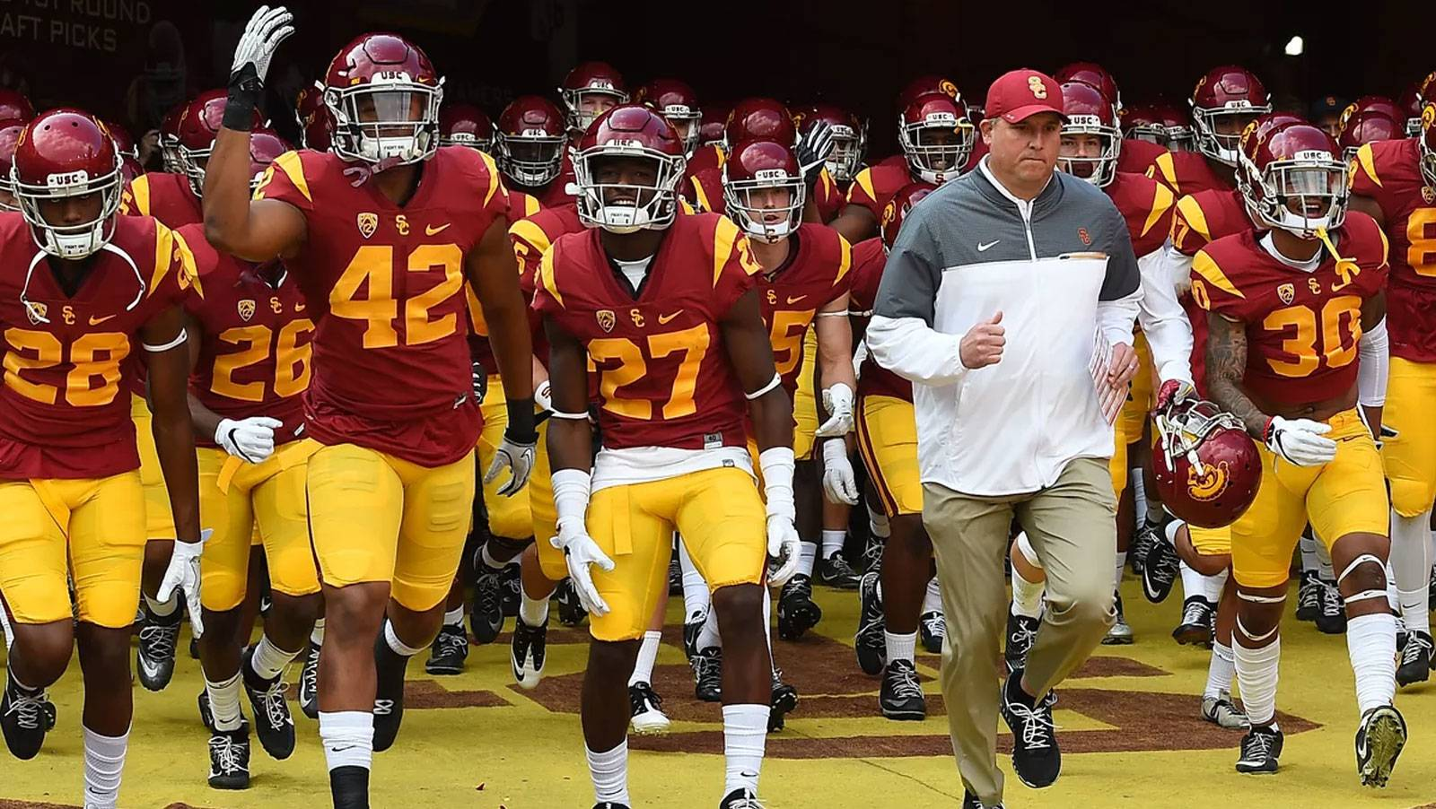 Is USC getting too much love from oddsmakers heading into week 3?