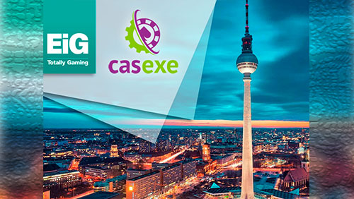 CASEXE takes part at EiG conference 2017