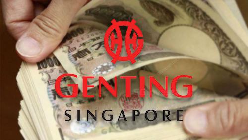 Genting Singapore raised $175M Samurai bonds