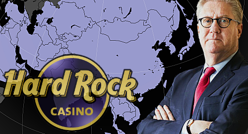 Hard Rock promotes Tracy to CEO Asia; Seminole guitar hotel rising
