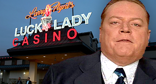 Larry Flynt loses bid to overturn California casino ownership law