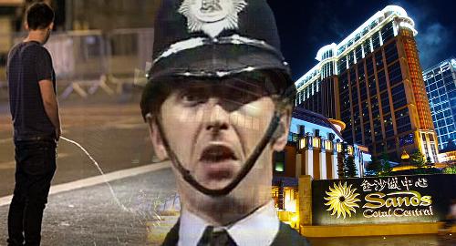Las Vegas Sands to spend $1.1b bringing London to Macau