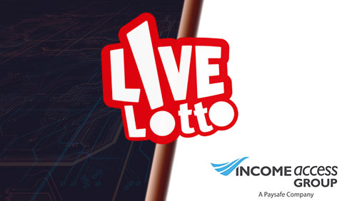 LiveLotto launches managed affiliate programme with Income Access