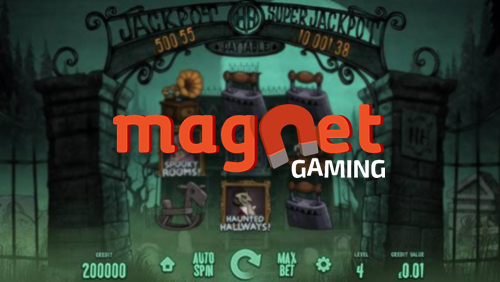 Magnet Gaming lifts the lid on Haunted House slot