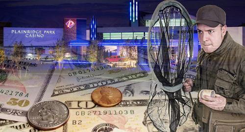 Plainridge Park Casino revenue 'recaptured' from out-of-state