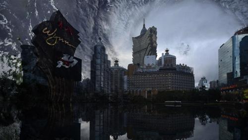 Typhoon-stricken Macau notches surprising September casino GGR