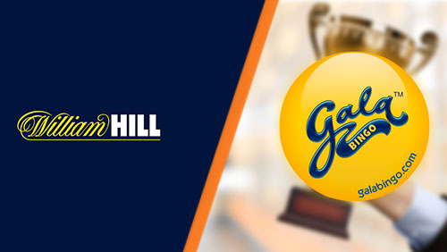 William Hill and GalaBingo.com win first two Playtech Awards of 2017
