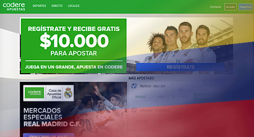 Codere launch Colombia gaming site amid Cirsa merger rumors