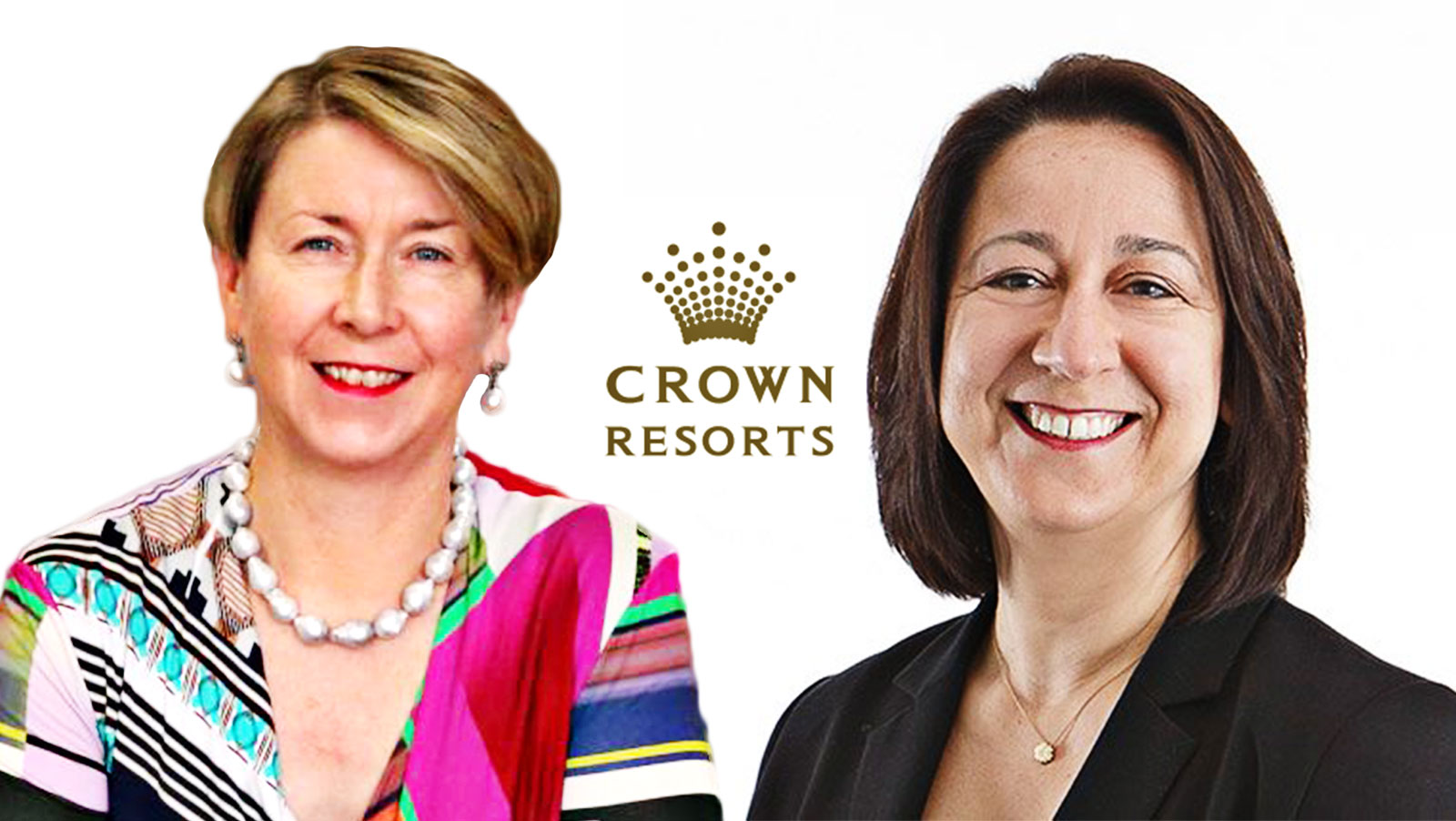 Halton, Korsanos join Crown Resorts board